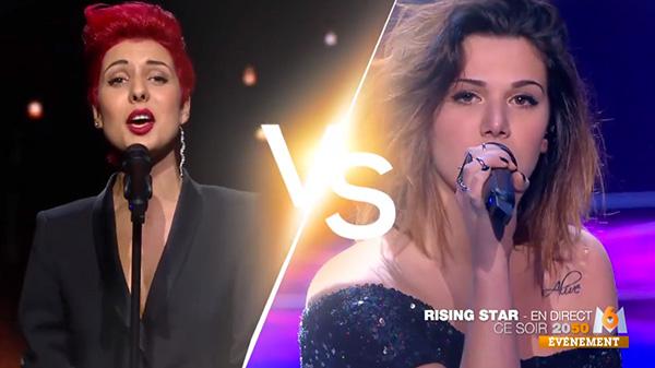Vos avis et commentaire sur le duel des champions de rising star le 6 novembre