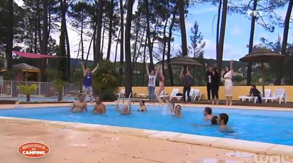 Avis sur les candidats de Bienvenue au camping de TF1