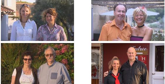Candidats de Bienvenue à l'hôtel de TF1 du 15/12 au 19/12 : les avis sur les propriétaires.