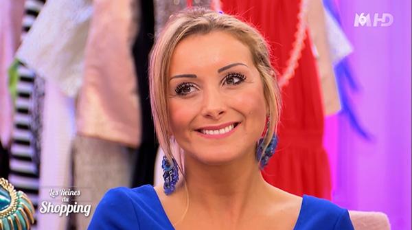 Avis, commentaires sur la belle Carole des reines du shopping du 3 novembre avec ses adresses de boutiques