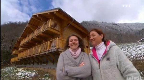 Adresse et avis/commentaires sur la maison d'hôtes de Christine et Charlène en Haute Savoie de Bienvenue chez nous sur TF1