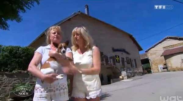 Adresse, avis et commentaires sur la maison d'hôtes de Corinne et Chantal de Bienvenue chez nous