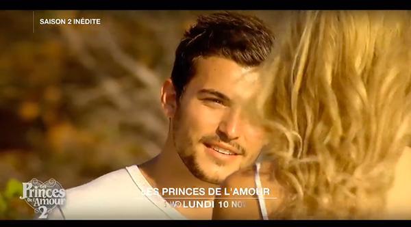 Fiançailles et demande en mariage d'Anthony dans les princes de l'amour 2 de qui? Marine Boudu de LBESP