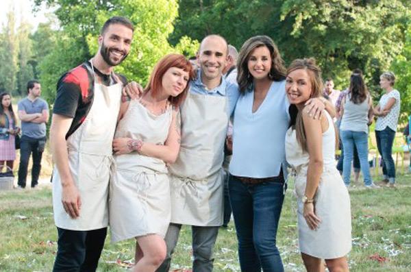 Les finalistes Le meilleur pâtissier 2015 de M6 : qui voulez-voir comme gagnant ?  / Photo Lou Breton-M6