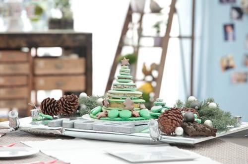 Le gâteau glacé de noël : qui va avoir la meilleure création? / Photo Lou Breton-M6