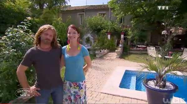 Adresse et avis de la maison d'hôtes d'Helene et Franck dans Bienvenue chez nous