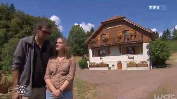 Adresse et avis Katia et Christian de Bienvenue chez nous : maison d'hôtes en Haute Saone