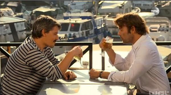 José et Nicolas se retrouvent : José est de retour dans les mystères de l'amour saison 7 épisode 17 #LMDLA
