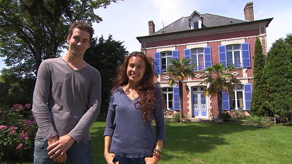 Adresse et avis sur la maison d'hôtes de marie et michael le 10 novembre 2014 / Crédit photo TF1