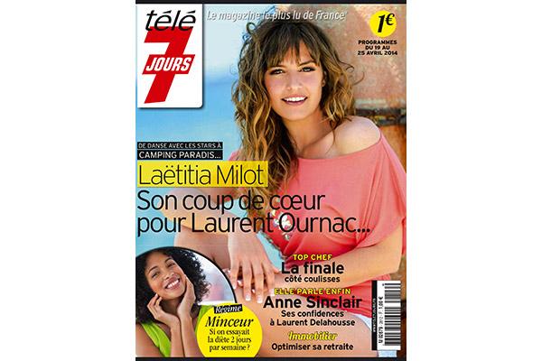 Camping Paradis : confidences de Laetitia Milot sur Laurent Ournac