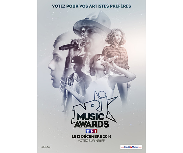 One Direction NRJ Music Awards 2014 : quels autres artistes présents?