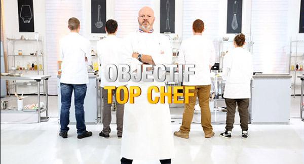 Avis et commentaires La photo d'Objectif Top Chef 2015 : le concours amateur en access / Photo M6