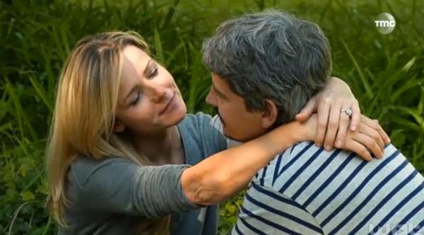 Les mystères de l'amour sur TMC : béné et josé la fin et l début de Béné / Frédéric ?