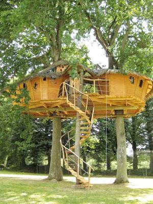 Vos avis sur la cabane dans les arbres du camping de Sonia et Arnaud de Bienvenue au camping