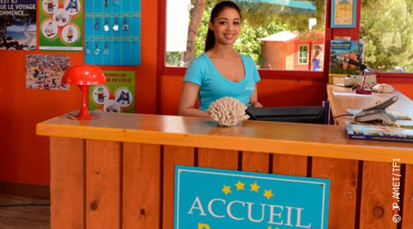 Aurélie Konaté récurrente de Camping Paradis  et ancienne candidate Star Ac