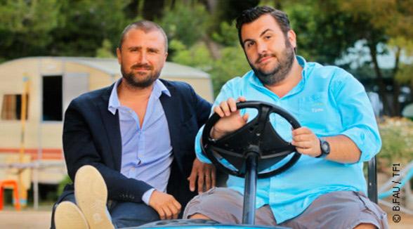 Les guests stars de Camping Paradis 2014-2015 et les spoilers