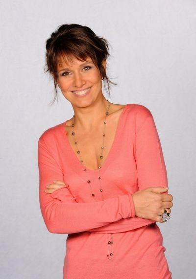 Nouveau prime pour Carole Rousseau avec QI La France passe le test / ©Christophe Chevalin/TF1