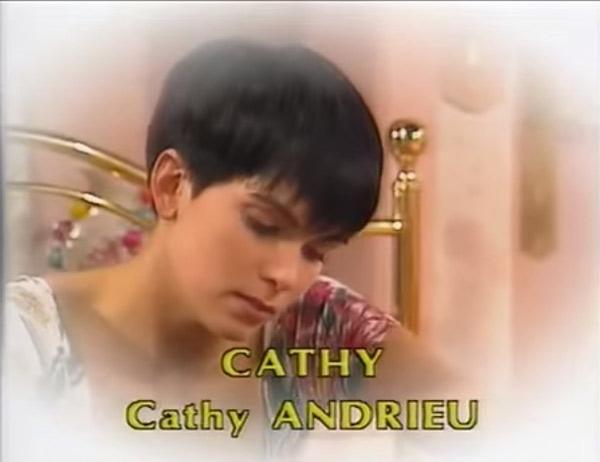 Cathy le retour dans Les mystères de l'amour saison 8 #LMDLA