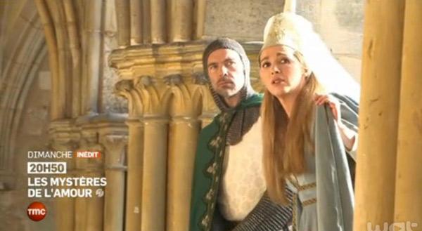 Ambiance médiévale pour Nicolas et Hélène