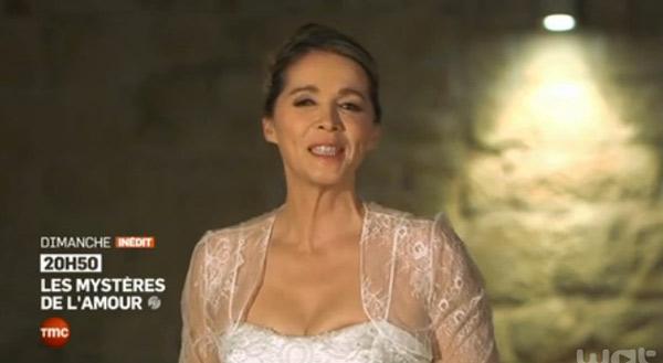 Hélène star du prime les mystères de l'amour saison 8