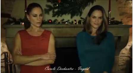 Vidéo Carole Dechantre les mystères de l'amour 2014-2015