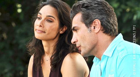 Julie et Xavier se retrouvent dans Camping Paradis le 05/01/2015 - vos avis et commentaires