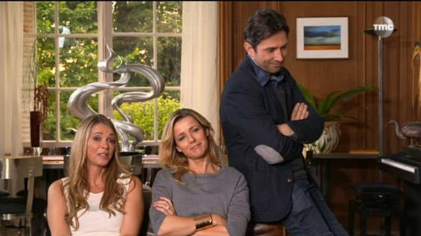 Bientôt la reprise les mystères de l'amour saison 8 en 2015 ? mais quand? / Capture écran Facebook laureguibert.benedicte