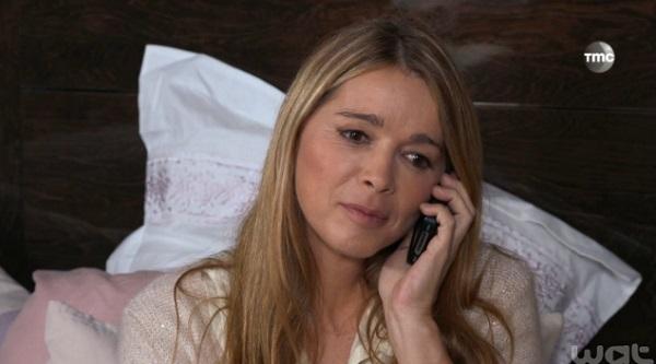 Helene en difficultés dans les mystères de l'amour saison 8 en 2015 ?