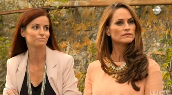 Ingrid et Marie les meilleures ennemies dans les mystères de l'amour saison 8