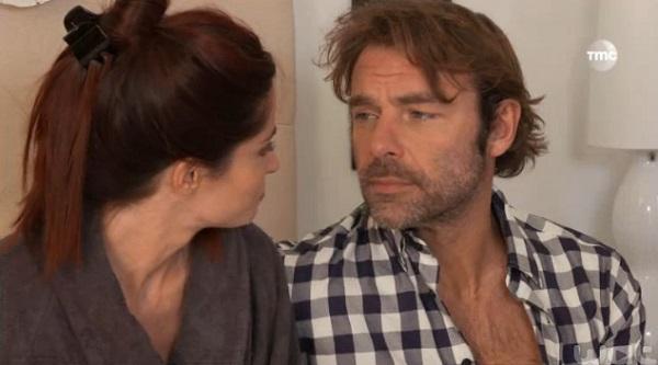 Nicolas et marie : le nouveau couple les mystères de l'amour saison 8