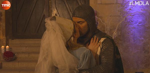 Le baiser de Nicolas et Hélène dans les mystères de l'amour /
