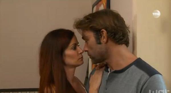 marie et Nicolas le couple dans les mystères de l'amour saison 8