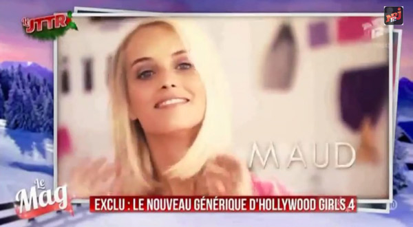 Quelle musique pour le générique Hollywood girls 4 ? #HG4