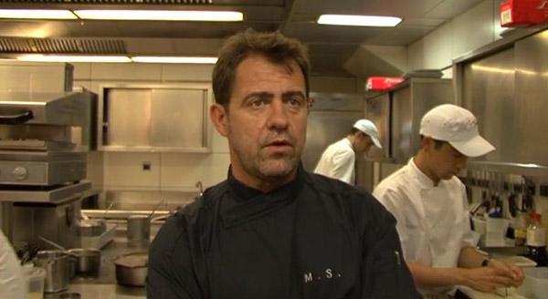 Michel Sarran Top Chef 2015 pour la saison 6 : votre avis vous aimez ? / Capture écran Youtube