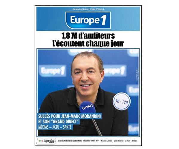 Grille europe 1 des programmes rentr e 2015 du changement - Grille des programmes europe 1 ...