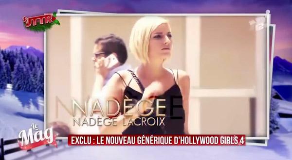 Nadège Lacroix dans Hollywood Girls 4