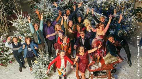 Le casting des guest stars de Nos chers voisins le prime du 26 décembre 2014