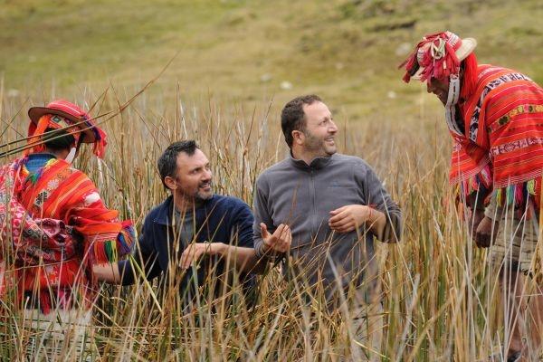 Avis et commentaires sur Arthur et son RDV en terre inconnue #RDVETI / ©Jean-Michel Turpin/Adenium / Article avec AFP Relaxnews