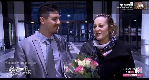 Réactions sur Supriiises de Cristina Cordula sur M6 avec Jérémy et Christelle