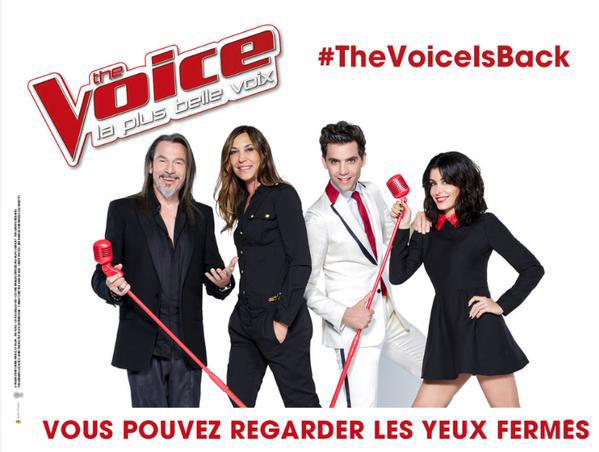 Nouveautés The Voice 4 : qu'est ce qui change? / Photo TF1 via twitter