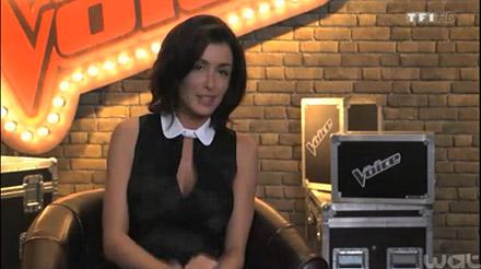 The Voice 4 le casting avec Jenifer : elle est de retour après sa grossesse