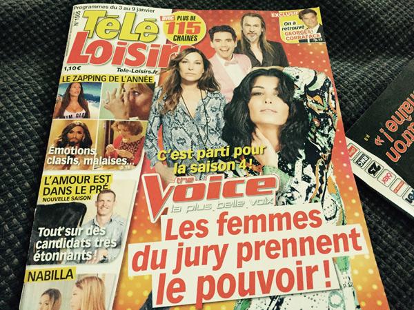 Zazie bonne ou mauvaise coach the voice 4 ?