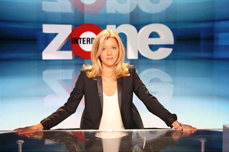 Avis sur Zone Interdite en direct le 22/11/2015 sur l'après attentat du 13 novembre  / Crédit : Marie ETCHEGOYEN/M6