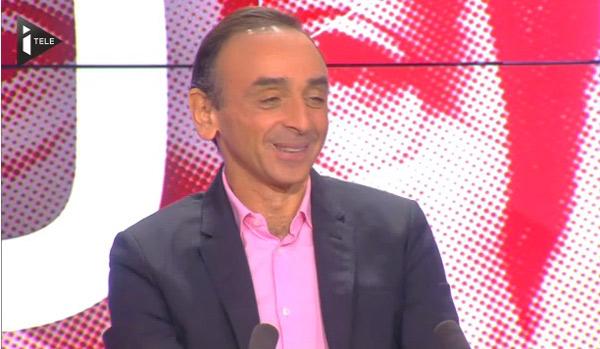 Réactions au départ de Zemmour d'itélé et l'arrêt de ça se dispute