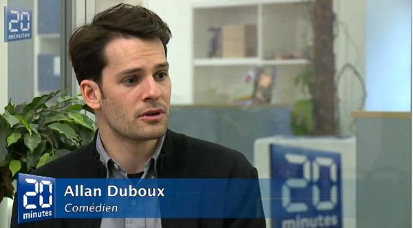 Qui est Eric Fava des mystères de l'amour alias Allan Duboux ?