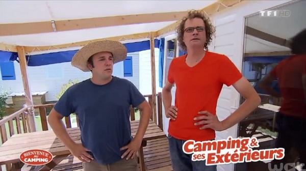 Avis et adresse du camping de Christophe et Clément de Bienvenue au camping