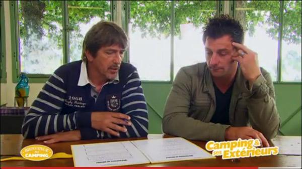 Le duo Didier et Pierre peuvent-ils être les gagnants de Bienvenue au camping vendredi 23 janvier 2015 sur TF1 ?