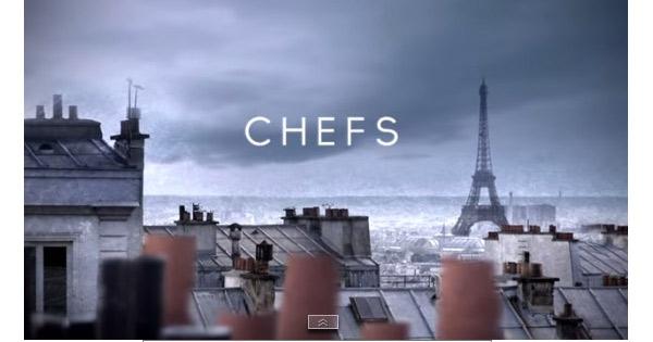 Vidéo bande annonce Chefs de Francee 2 ambiance sombre / Article avec AFP Relaxnews