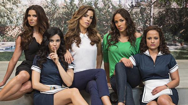 Devious Maids saison 3 : retour de la série en 2015 pour une nouvelle saison inédite, c'est bien parti! / Crédit photo Lifetime