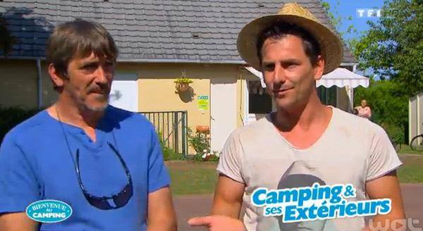 Avis et commentaires sur le camping de Didier et Pierre de Bienvenue au camping TF1